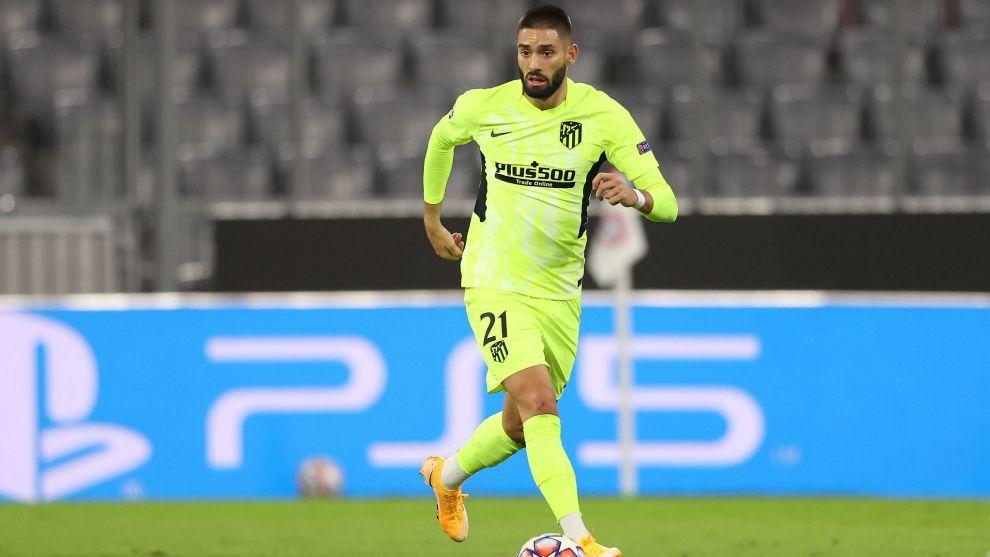El retorno de Carrasco, la gran noticia del Atlético