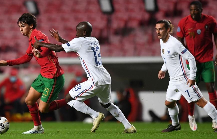 Un discreto Joao Félix no puede evitar la eliminación de Portugal