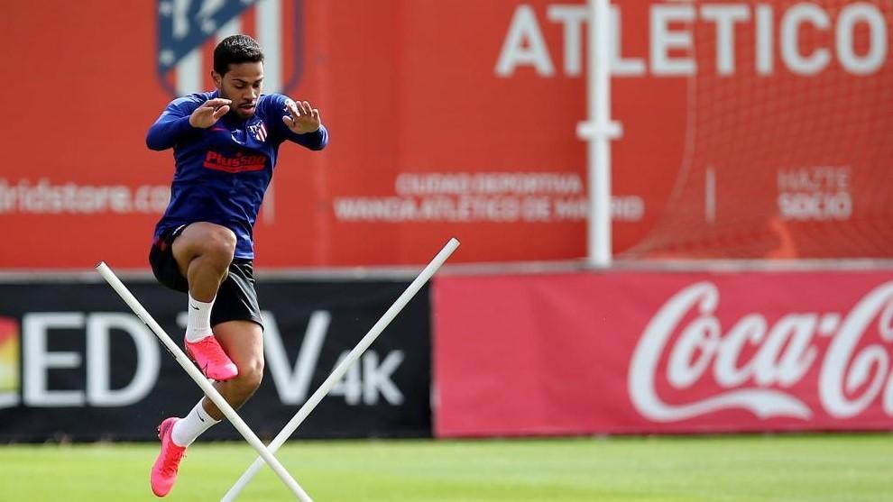 Simeone y el Atlético recuperan sus alas