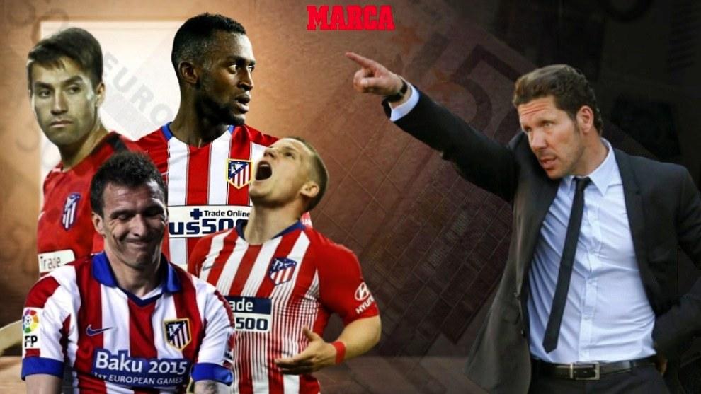 Es el quinto club con más ingresos por ventas tras Chelsea, Monaco, Juve y Benfica