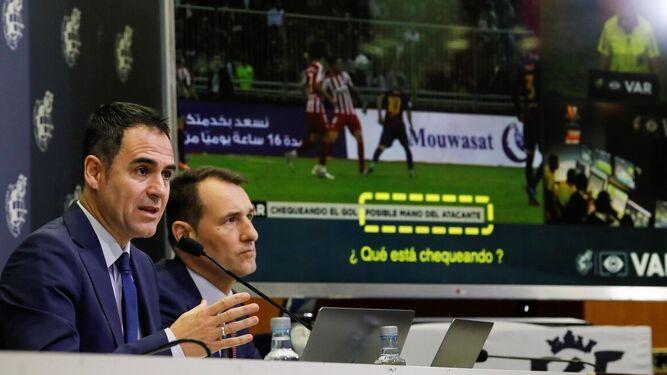 El CTA aclara que su presidente no se refirió a la jugada de Lemar ante Villarreal
