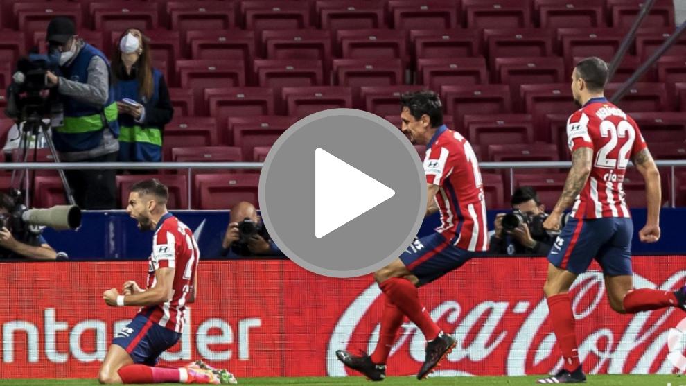 Atlético – Real Sociedad: Resumen, resultado y goles