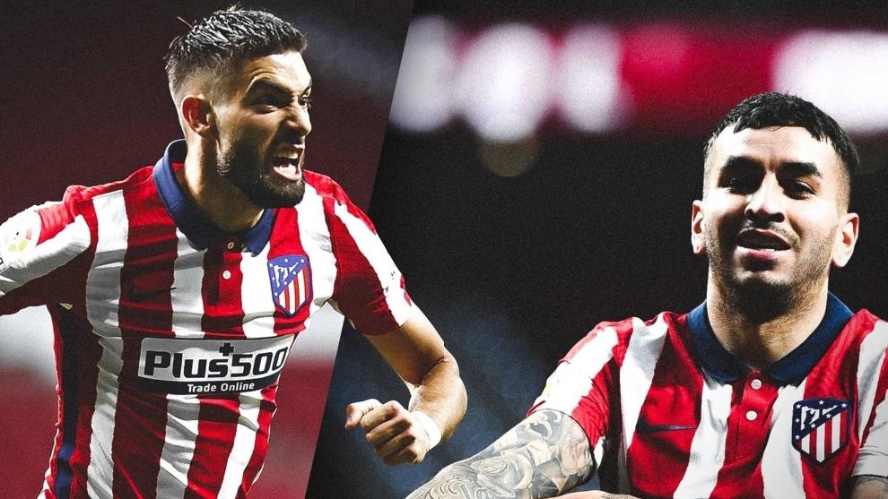 """Carrasco y Correa lo tienen claro: """"Estamos contentos, pero aún quedan dos finales"""""""