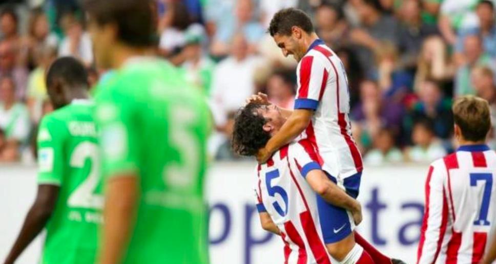 Wolfsburgo – Atlético: Horario, canal y dónde ver en TV hoy el tercer partido de la pretemporada rojiblanca