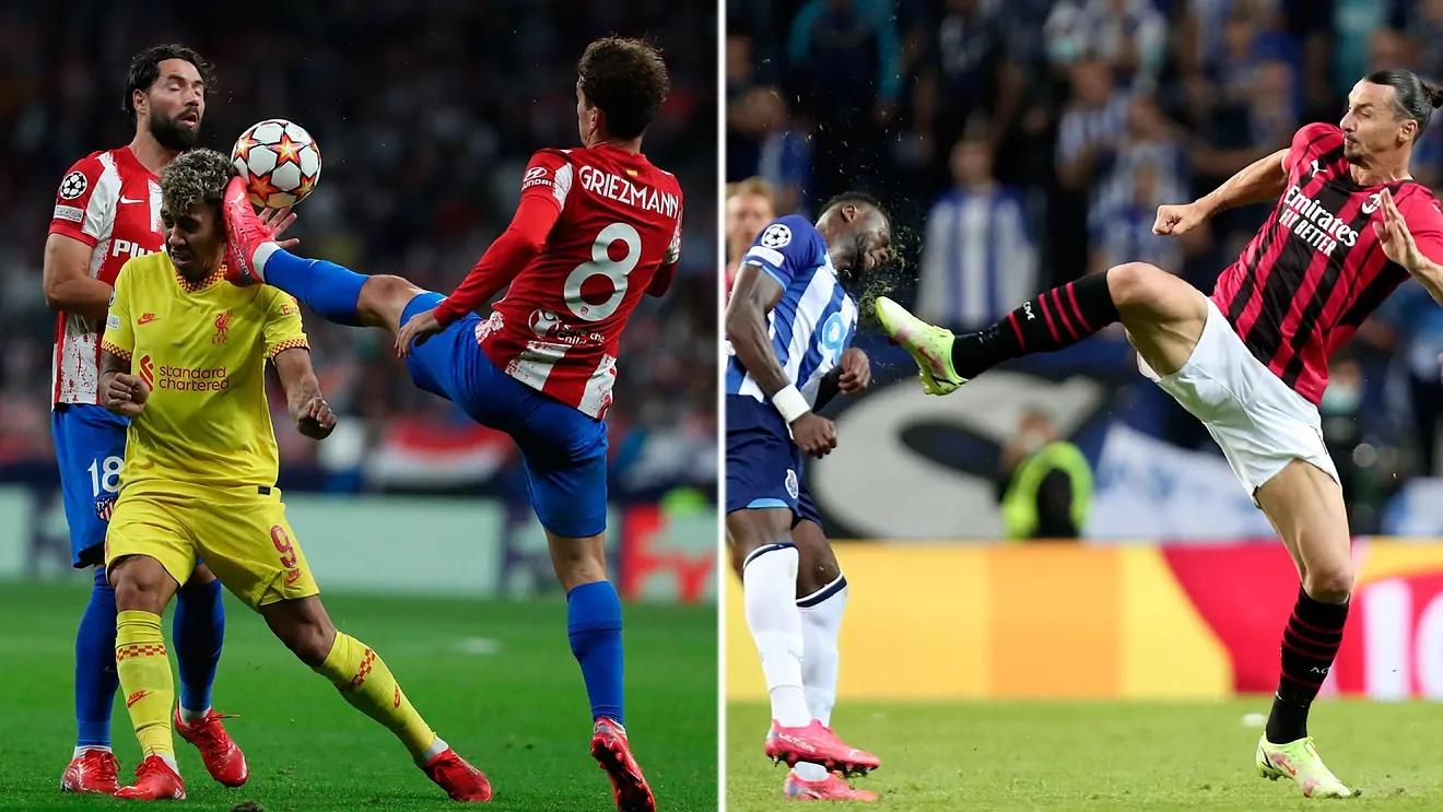 Los atléticos no claman contra la roja de Griezmann, lo hacen contra el doble rasero de la UEFA