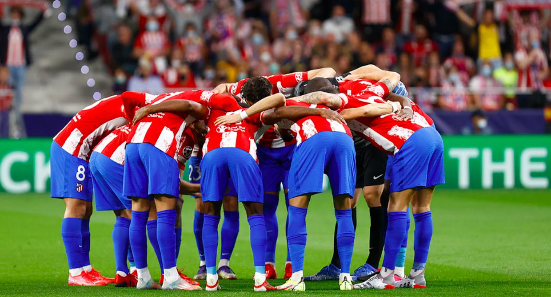 Las cuentas que hace el Atlético en Champions